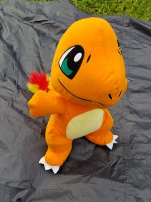 Charmander Plush Toy, Clean for Sale in Portland, OR