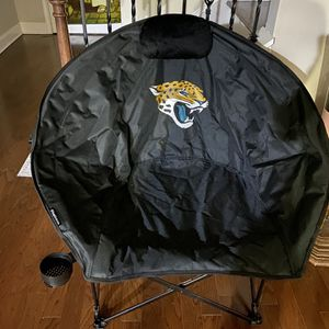 Logo Brands Officially Licensed NCAA Squad Chair, One Size, Team Color Black. (I have 6 chair each $35) for Sale in Lebanon, TN
