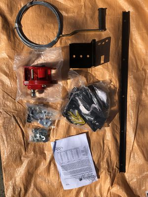 Brake Winch Universal Hard Top Hoist Winch 1200 lb Capacity Kit for Sale in Milpitas, CA
