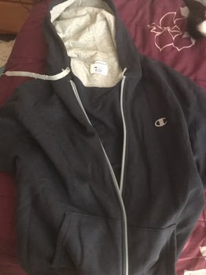 Jacket with hoodie for Sale in Alexandria, VA
