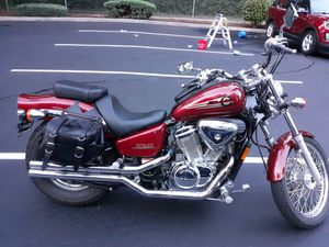 Motorcycle 2001 honda vtx600 for Sale in Tacoma, WA