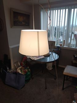 2 electric lamps for Sale in Alexandria,  VA