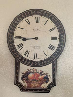 Kitchen Clock. Vintage Clock. for Sale in Roseville, CA
