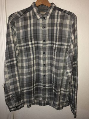 Burberry men's shirt size XL for Sale in Rancho Cucamonga, CA