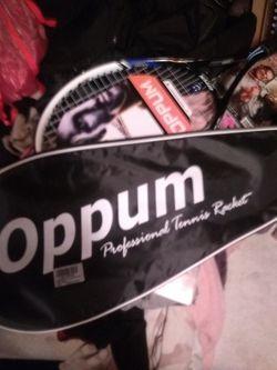 Brand New Oppum Tennis Racket for Sale in Seattle,  WA