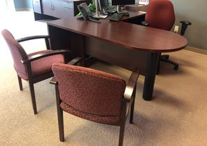 HON Commercial Office Desk - Up to 4 available for Sale in Auburn, IN