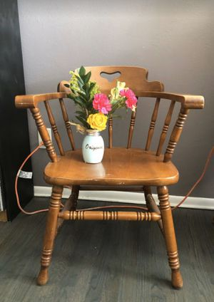 Wooden Chair for Sale in Denver, CO