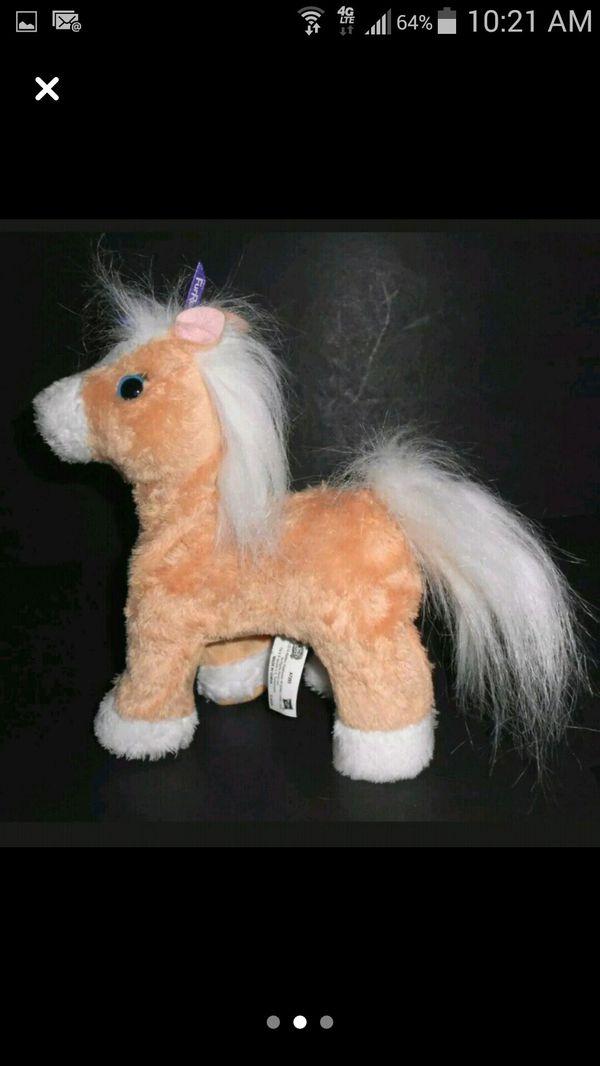 FurReal Friends Butterscotch My Walkin' Pony Interactive Pet