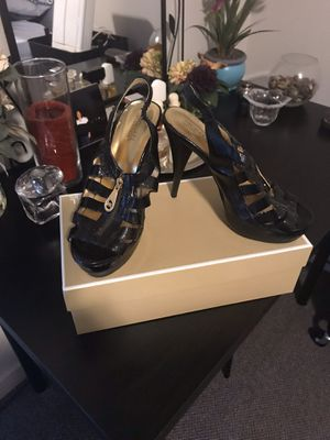 Michael Kors Black shoes size 9 for Sale in Everett, WA