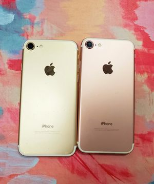 IPhone 7 32 GB Unlocked Each for Sale in Everett, MA