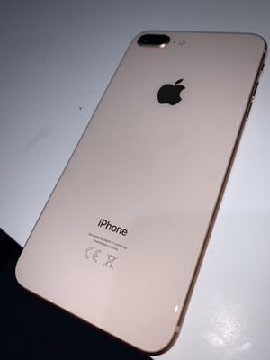 iPhone 8 plus factory unlock with 2 month warranty for Sale in Columbus, OH
