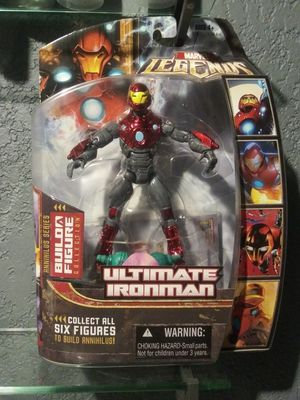 Ultimate iron man action figure for Sale in Los Angeles, CA