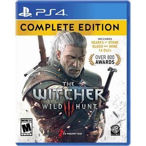 (PS4 Game) The Witcher III: Wild Hunt - Complete Edition for Sale in Lincoln, NE