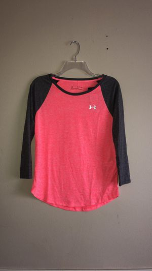 🆕Under Armour | Heat Gear Baseball Tee NWT Women's xs for Sale in Olympia, WA