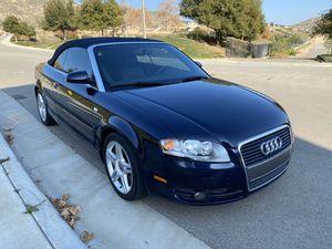 2007 Audi A4 Convertible for Sale in Grand Terrace, CA