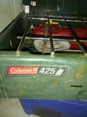 Coleman portable. for Sale in Dearborn, MI