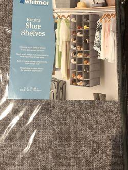 Whitmor Hanging Shoe Shelves for Sale in Oak Lawn,  IL