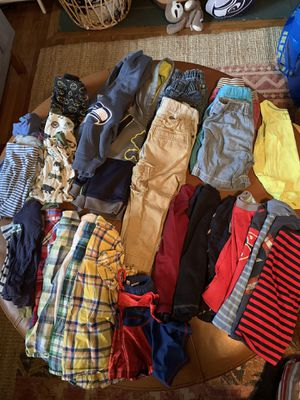 Toddler boy clothes size 2T for Sale in Shoreline, WA