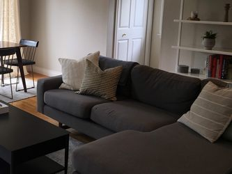 """West Elm Sectional Couch (90"""") for Sale in Seattle,  WA"""