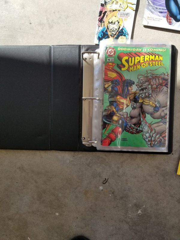HUGE Comic book lot AND POKEMON, ACTION COMICS, SPIDERMAN, BATMAN and baseball football cards