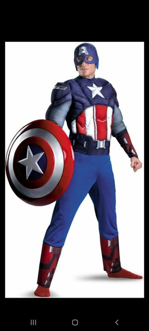 Captain America costume for Sale in San Pedro, CA