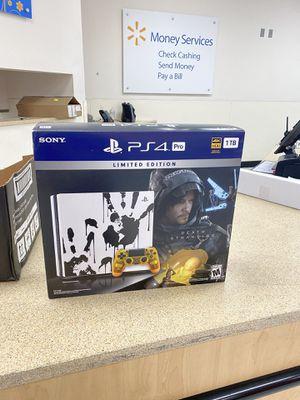 Brand New PlayStation 4 Death Stranding for Sale in Fairfax, VA