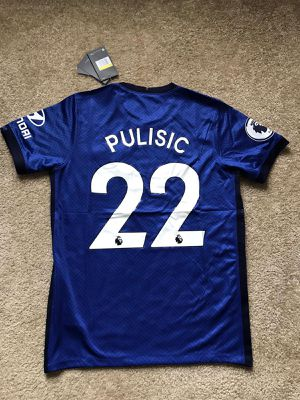 NEW Pulisic Chelseal Home 20/21 Jersey - S, M, L, XL for Sale in Orlando, FL
