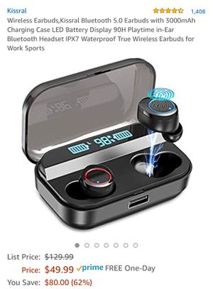 Brand New Wireless Earbuds for Sale in Tempe, AZ