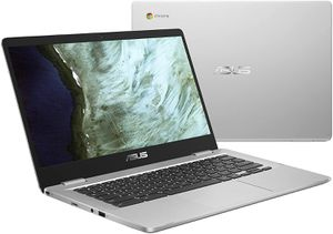 "New ASUS Chromebook Laptop- 14.0"" HD, Trade for Tablets $245 obo for Sale in Kennesaw, GA"