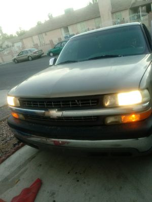 Chevy parting out. Good engine. And tranny for Sale in Las Vegas, NV