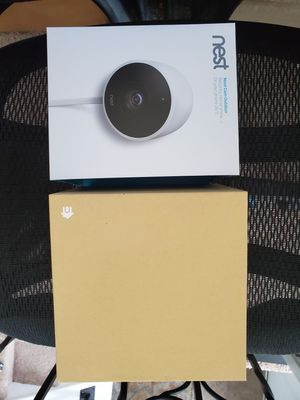 Nest security camera for Sale in Bellevue, WA