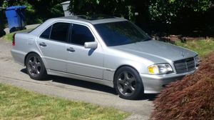 1999 Mercedes c280 for Sale in Seattle, WA