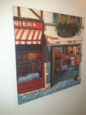 Large wall Art Painting for Sale in Visalia, CA