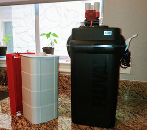 FLUVAL 406 External Canister Filter for Sale in Austin, TX
