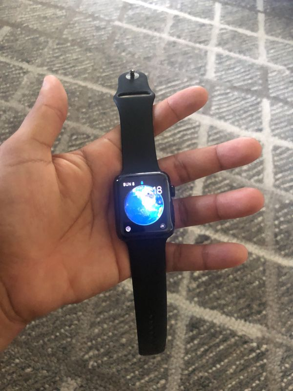 1st generation stainless steel Apple Watch 42mm