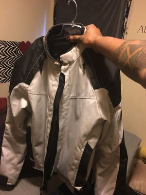First Gear motorcycle jacket Large for Sale in Laurel, MD