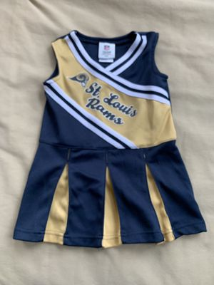 NFL Team Cheer Leader Dress for Sale in St. Louis, MO