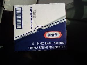 Kraft Mozzarella Cheese for Sale in Los Angeles, CA