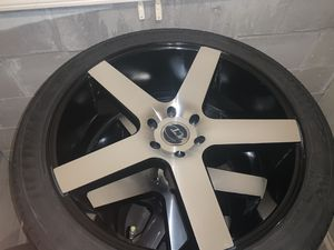 "24"" Rims for Sale in Fayetteville, AR"