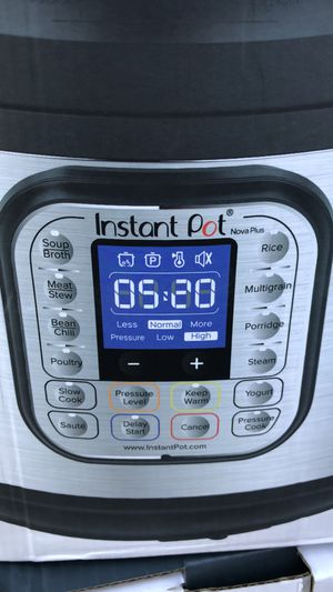 Instant pot new open box for Sale in Los Angeles, CA