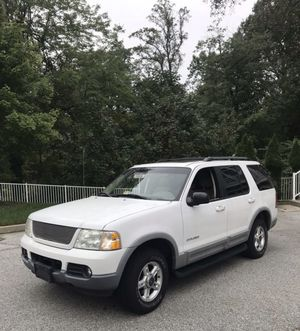2002 Ford Explorer for Sale in Montpelier, MD