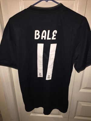 99265b1ad Brand New REAL MADRID 11 BALE jersey. Size XL for Sale in Jersey City