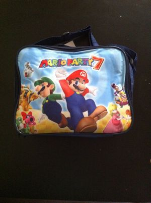 Mario party 7 lunch bag for Sale in Dallas, TX