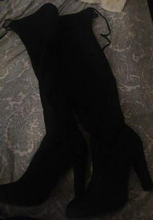 Thigh high boots for Sale in Lutz, FL