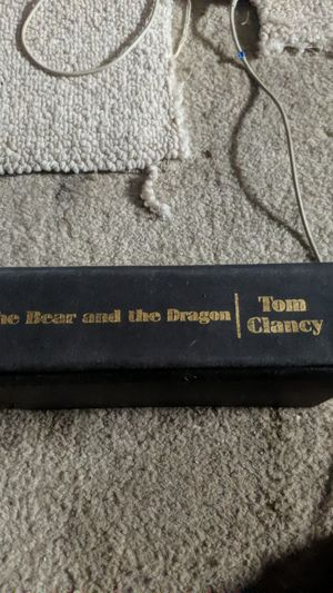 The bear and the dragon by Tom Clancy for Sale in US