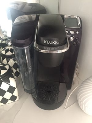 Keurig machine-Dark purple color for Sale in Spring, TX