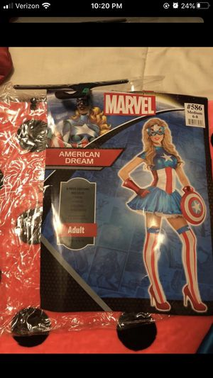 Captain American adult for Sale in Riverside, CA