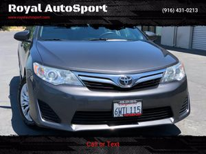 2012 Toyota Camry for Sale in Sacramento, CA