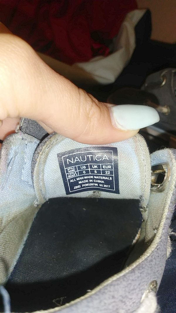 Nautica (toddler shoes)