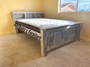 Full bed & mattress for Sale in Los Angeles, CA